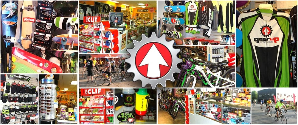 Gear Up Cycles: 102 N 15th St, Murray, KY