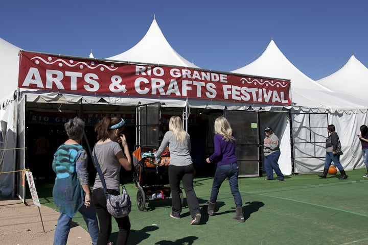 Rio Grande Arts & Crafts Festivals