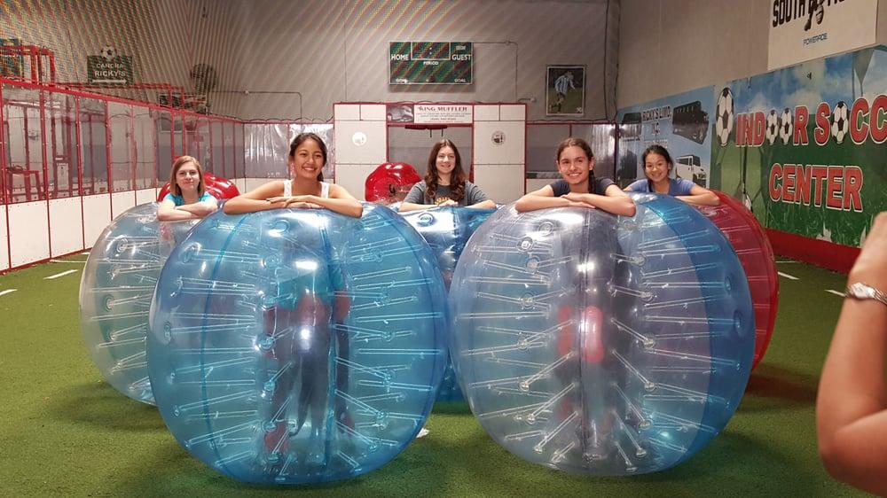Indoor Soccer Center: 2708 Chico Ave, South El Monte, CA