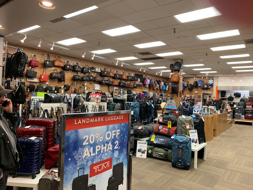 Landmark Luggage and Gifts: 1551 Valley West Dr, West Des Moines, IA