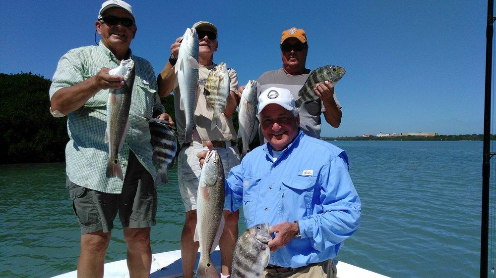 Captain Ted Nesti Inshore Fishing: 9600 Baypines Blvd, St. Petersburg, FL