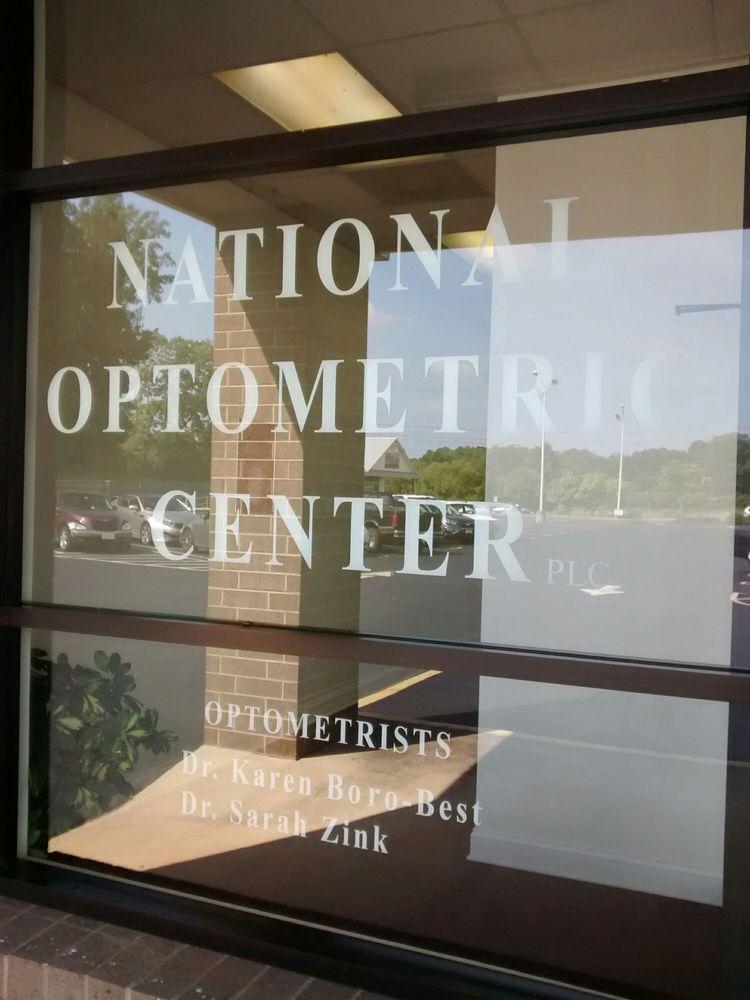 National Optometric Center: 4960 Greensboro Rd, Ridgeway, VA