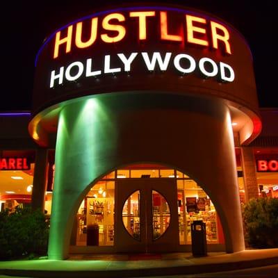 Hustler hollywood lexington ky