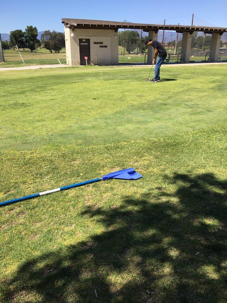 Colton Golf Club: 1901 W Valley Blvd, Colton, CA