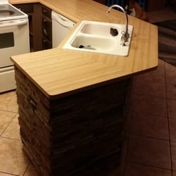 Photo Of Stonelike Refinishing   Scottsdale, AZ, United States. BASIC Wood  Countertops B4