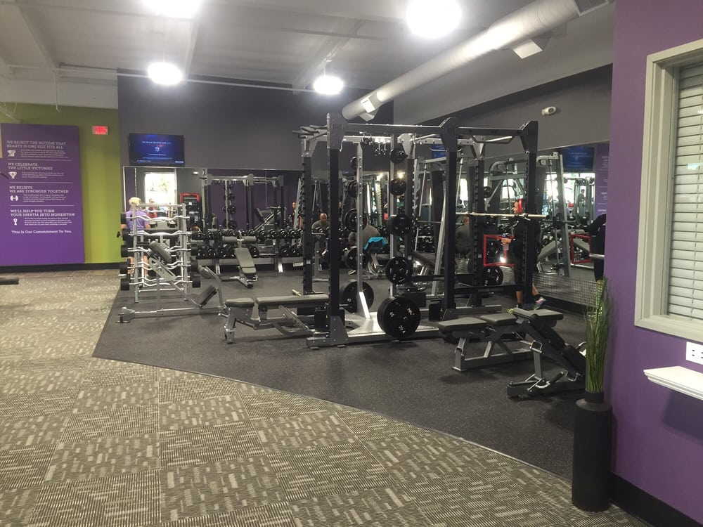 Anytime Fitness: 5221 Mission Oaks Blvd, Camarillo, CA