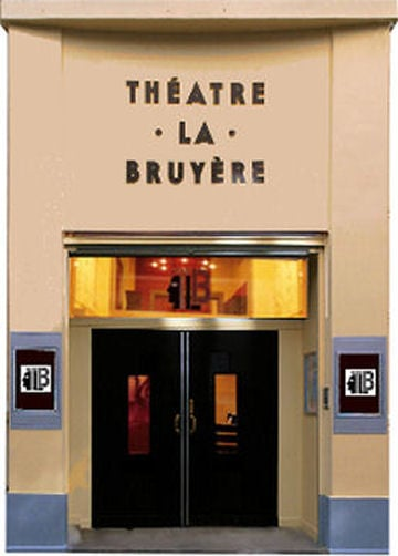Th tre la bruy re arts du spectacle 5 rue la bruy re pigalle paris num ro de t l phone - Theatre de la bruyere ...
