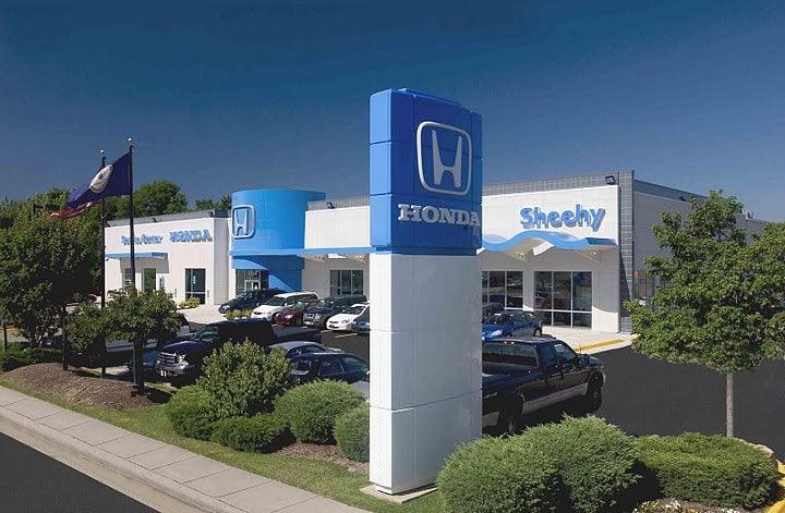 Sheehy honda 14 photos 119 reviews dealerships for Honda dealerships in va