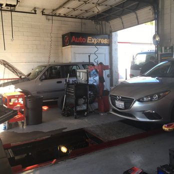 Auto express 46 reviews garages 11850 magnolia ave for Garage auto express carignan