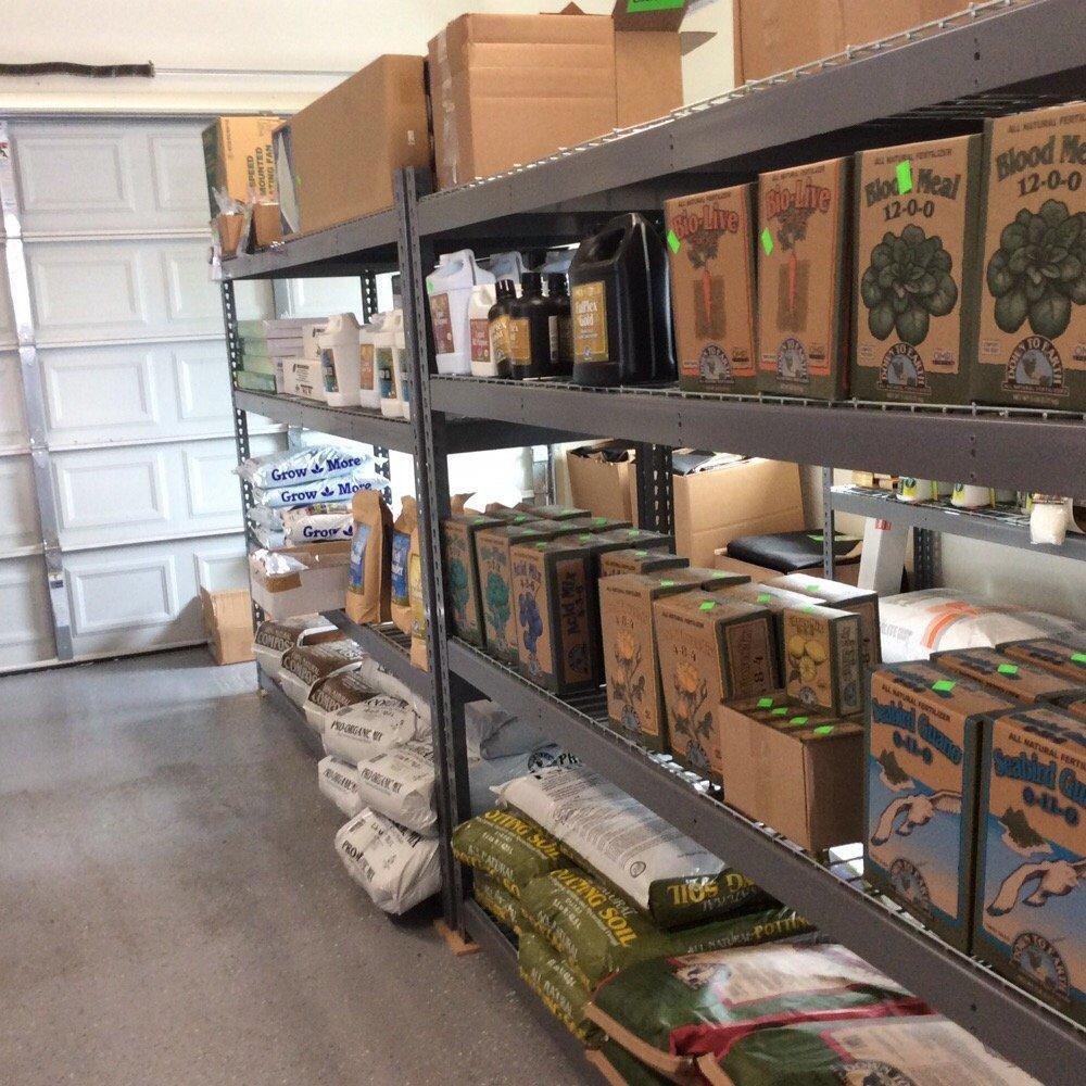Good Earth Garden Supply: 10601 Highway 88, Jackson, CA