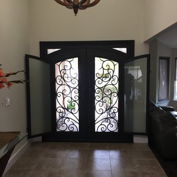 Superbe Photo Of Precise Iron Doors   Sylmar, CA, United States