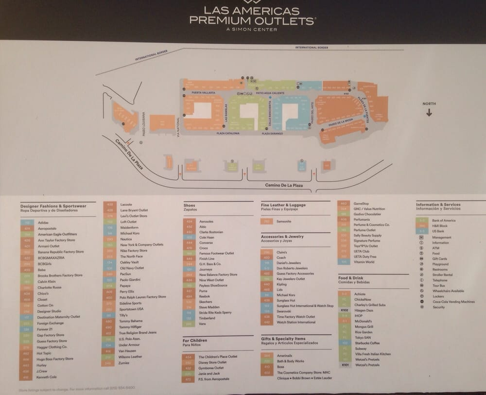 b00ca4d9125de Photo of Las Americas Premium Outlets - San Diego