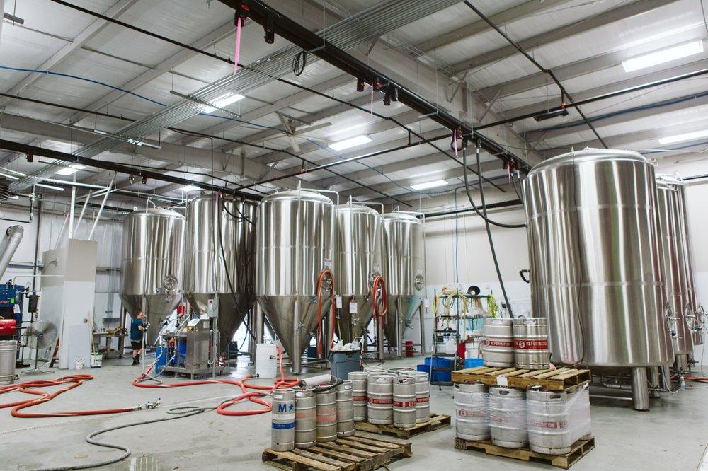 Reformation Brewery - Canton: 225 Reformation Pkwy, Canton, GA