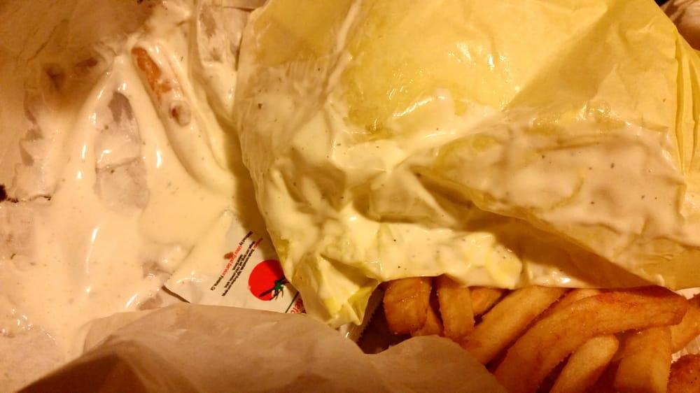 Tams Near Me >> Ranch all over the bag & food - Yelp