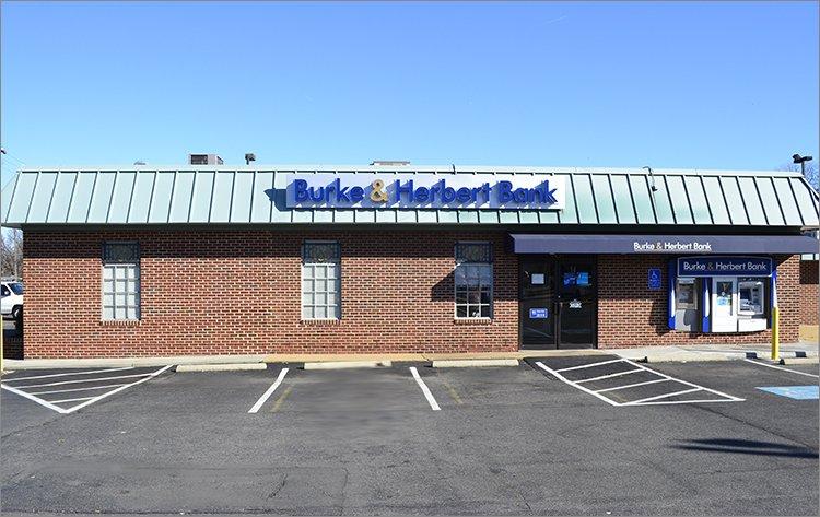 Burke & Herbert Bank: 5705 Seminary Rd, Falls Church, VA