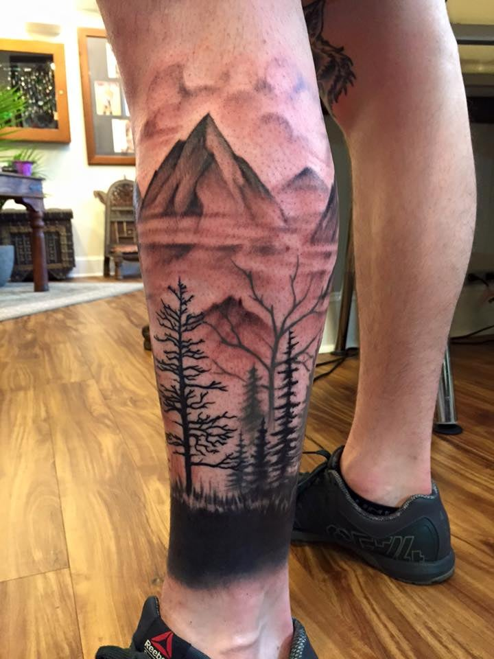 Tattoo done by cody moore at paris tattoos in charlotte n for Tattoo places in charlotte