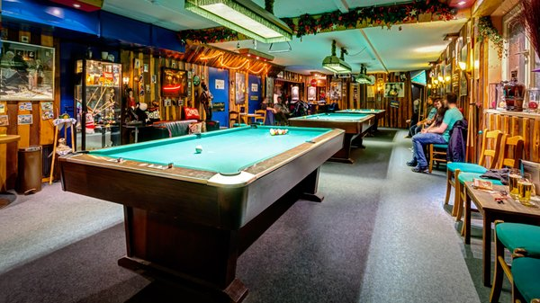 billard bar
