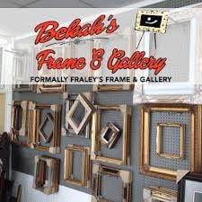 Bekah's Frame and Gallery: 1646 Montomery Hwy, Dothan, AL