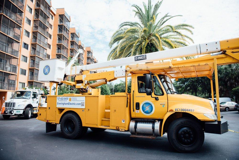 Everingham Electric: 463-10TH St N, St. Petersburg, FL