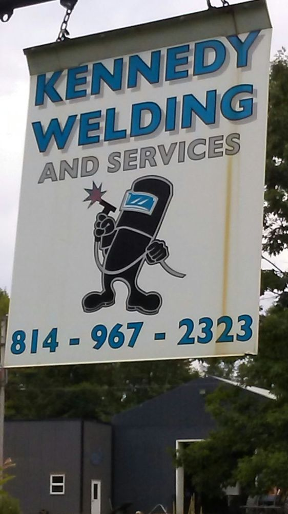 Kennedy Welding & Services: 31000 Guys Mills Rd, Guys Mills, PA