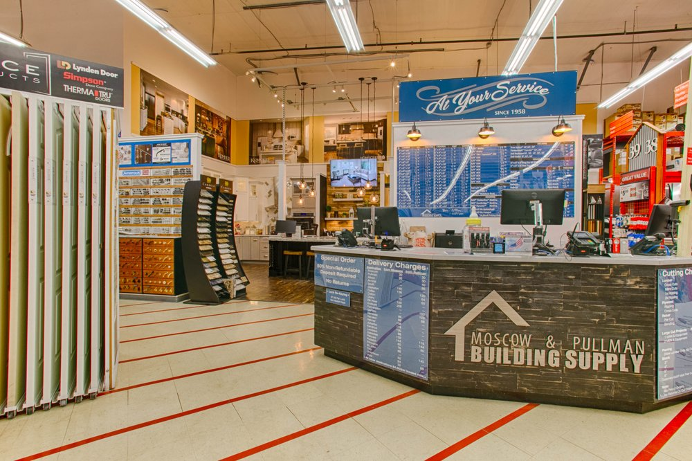 Moscow Building Supply: 760 N Main St, Moscow, ID