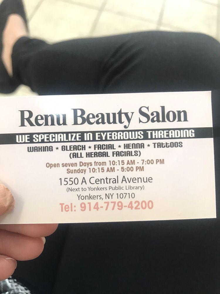 Renu business card yelp photo of renu beauty salon yonkers ny united states renu business card reheart Choice Image