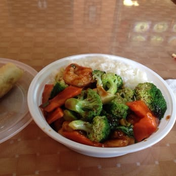 Photo Of Hong Kong Nashville Tn United States Shrimp With Broccoli And