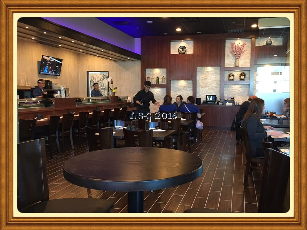 Shoji sushi hibachi 18 photos japanese frisco tx for Modern house sushi 9 deler sett