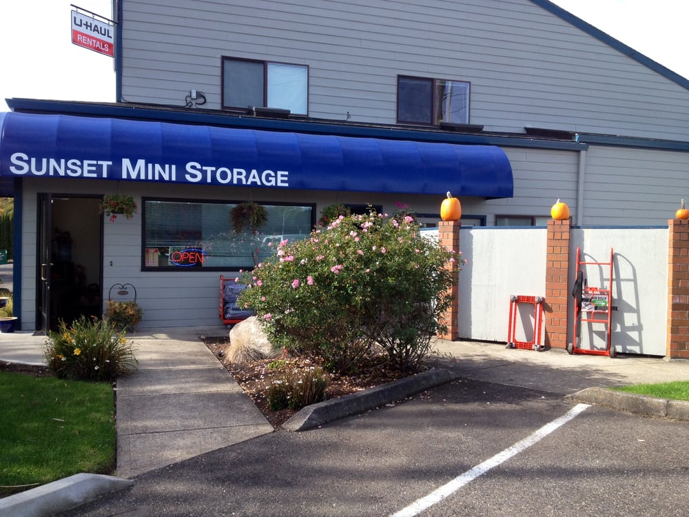 Sunset Mini Rv Storage 20 Reviews Self 16501 Nw Twin Oaks Dr Beaverton Or Phone Number Yelp