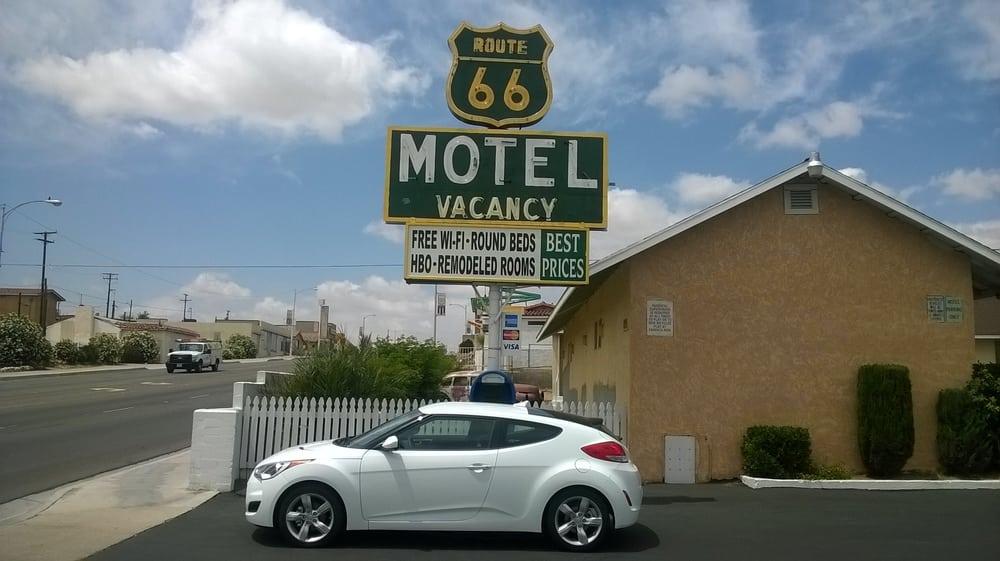 Motel  Near Barstow Ca