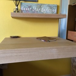 Photo Of StarWood Furniture   San Diego, CA, United States. White Oak Desk