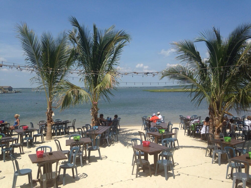Bayside Restaurants Ocean City Md