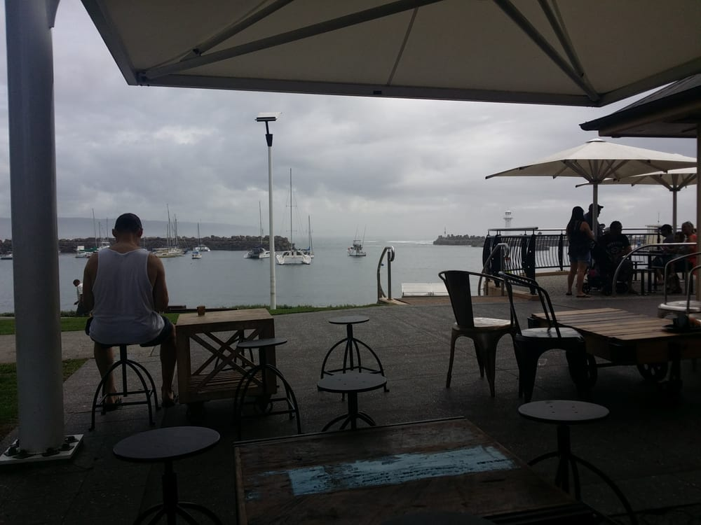 Levendi Wollongong Harbour
