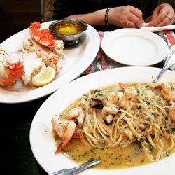 Photo Of Randazzo S Clam Bar Brooklyn Ny United States Shrimp Pasta