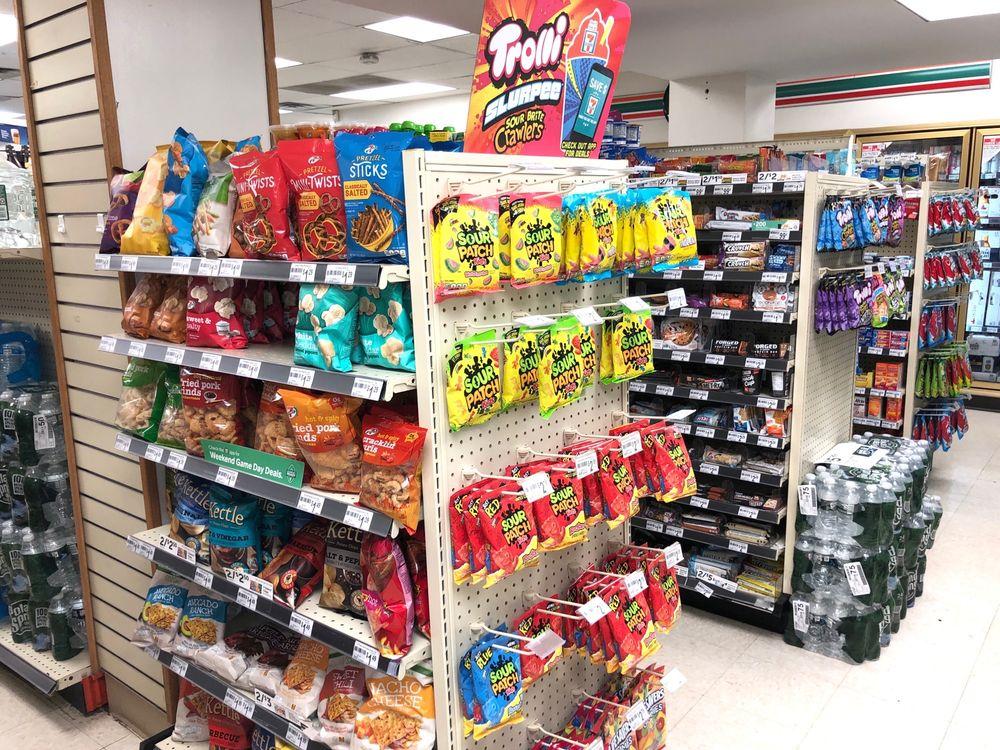 7-Eleven: 22 Main St, Almond, NY
