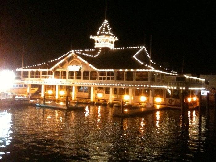 Photo Of Harborside Restaurant And Grand Ballroom Newport Beach Ca United States