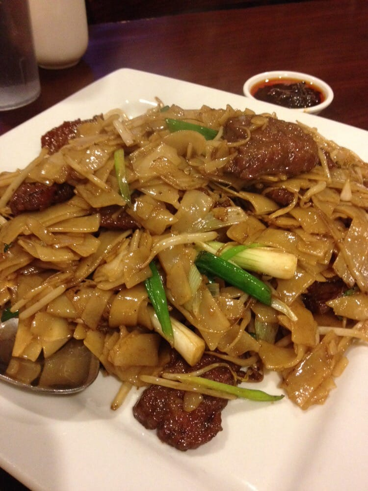 Photo Of Canton House Omaha Ne United States Pan Fried Noodles