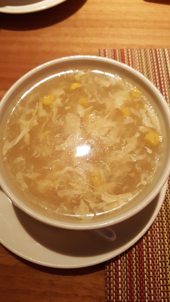 Corn and Egg Drop Soup Yelp