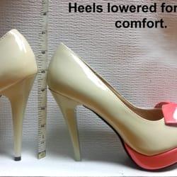 Shoe Repair Cut Down Heels