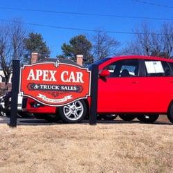 apex car truck sales car dealers 308 n salem st apex nc phone number yelp. Black Bedroom Furniture Sets. Home Design Ideas