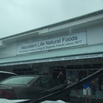 Abundant Life Natural Foods Hilo