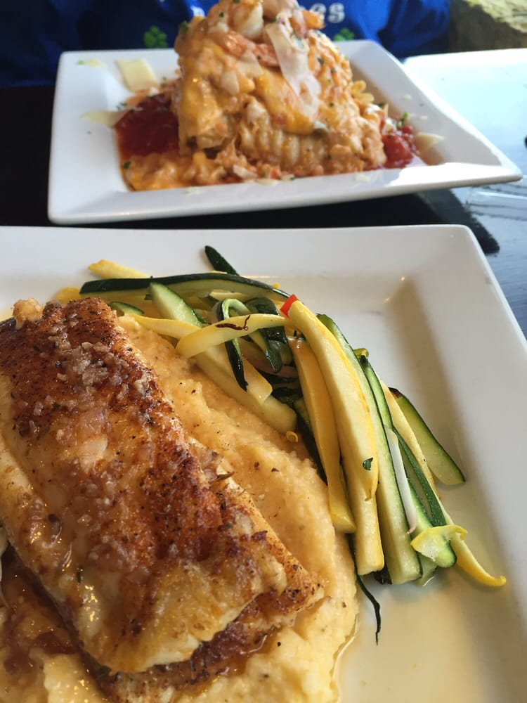 Wrightsville Beach Seafood Restaurants