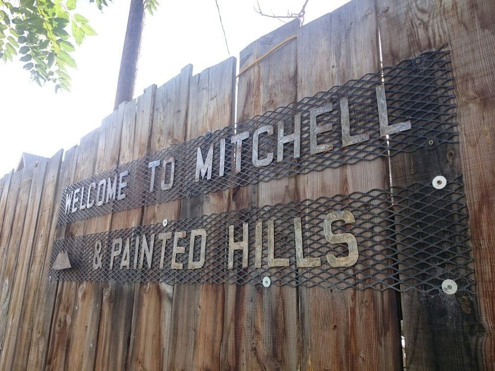 City of Mitchell: Mitchell, OR