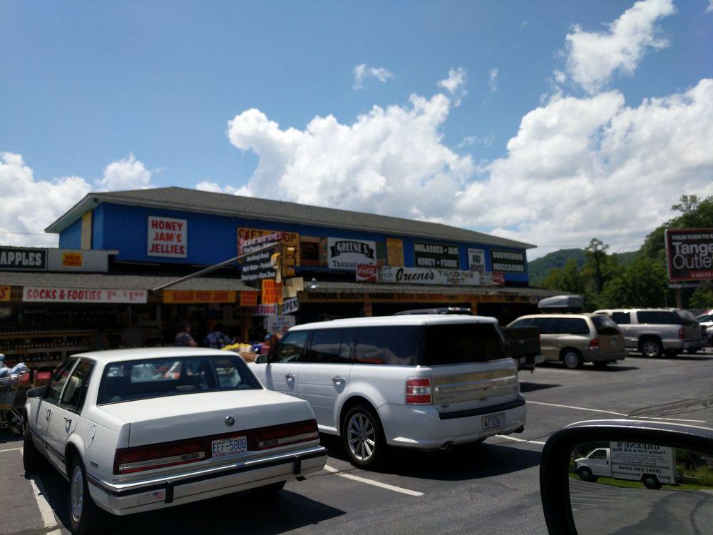 Greene's Trading Post: 5361 Blowing Rock Blvd, Lenoir, NC