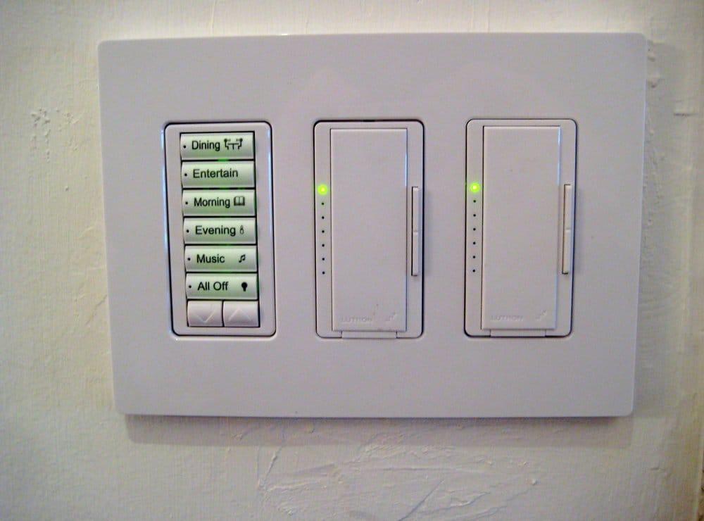 Lighting Control With Lutron Radiora 2 Set Scene Modes