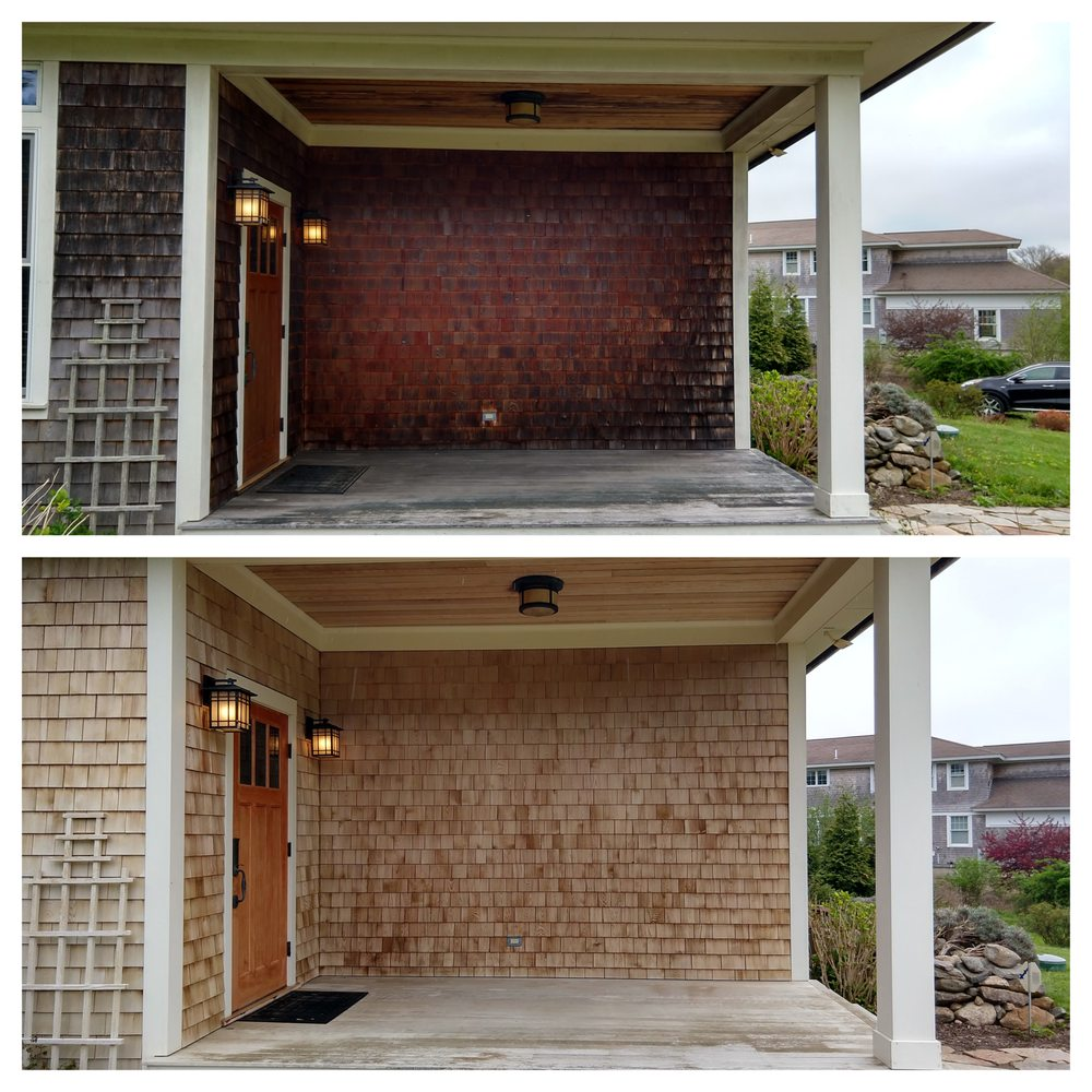 WET Power Wash Solutions: 45 Berwick Pl, Rumford, RI