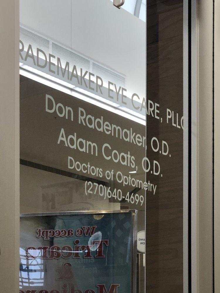 Rademaker Eyecare: 2840 Bastogne Ave, Fort Campbell, KY
