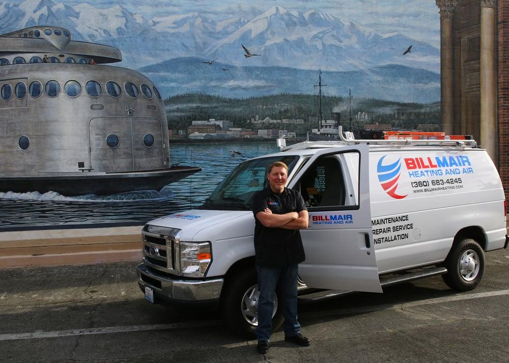 Bill Mair Heating and Air, Inc.: Sequim, WA
