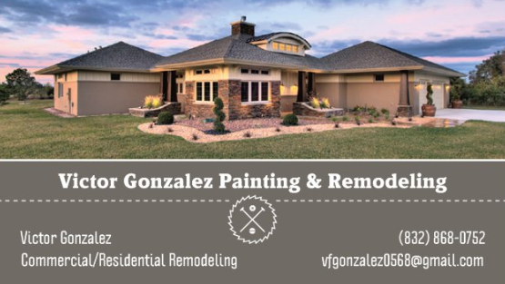 Victor Gonzalez Painting & Remodeling