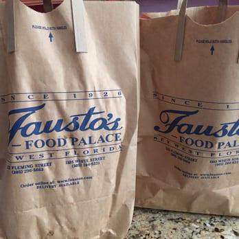 Fausto S Food Palace Key West Fl